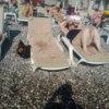 Пляж. Галька