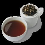 Чай в пакетиках SVAY Крупнолистовой чай в пирамидках фото