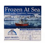 Филе пикши FF VARIANT frozen at sea, без кожи фото