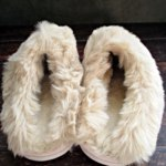 Домашние тапочки Aliexpress Luxury Faux Suede Home Women Full Fur Slippers Winter Warm Plush Bedroom Non-slip Couples Shoes Indoor Ladies Furry Slippers фото