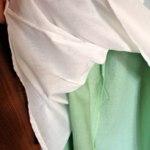 Платье летнее AliExpress 2020 Spring Summer Women Boho Long sleeve Maxi Long dress Lantern sleeve Oversized Linen holidays dress Female Vestido фото