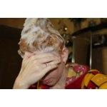 Оттеночный шампунь Subrina  silver мой отзыв о шампуне + фото результата. фото