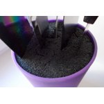 Подставка для ножей Mayer & Boch 24243-2 фиолетовая фото