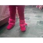 Зимние сапоги Aliexpress Child snow boots warm boots children shoes фото