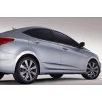 Hyundai Solaris - 2011 фото