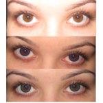 Цветные контактные линзы  Fusion фото