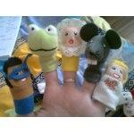IKEA ТИТТА ДЬЮР и ТИТТА ФОЛК Кукла на палец фото