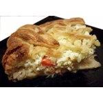 Тесто слоеное дрожжевое Царь основа для Царского пирога фото