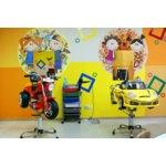Детская парикмахерская Весёлая расчёска, Москва фото