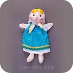 Перчаточная кукла фото