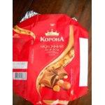 Шоколад Корона Молочный с цельными лесными орехами фото