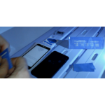 Защитное стекло на экран Bonaier Закаленное для Redmi 4X 5 дюймов + задняя пленка фото