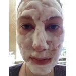 Маска для лица Ottie Кислородная для очищения пор White Bubble Clean Pore Mask фото