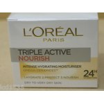 Крем для лица L'Oreal Paris TRIPLE ACTIVE NOURISH intense hydrating moisturiser (увлажняющий) (Трио Актив) фото