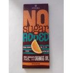 Горький шоколад Озерский сувенир O'ZERA без добавления сахара, с апельсиновым маслом, пребиотиками и стевией фото