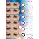 Цветные контактные линзы Illusion Fashion  Adonis фото