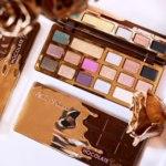 Тени для век Too Faced Chocolate Gold фото