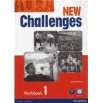 New Challenges 1 Michael Harris, Amanda Maris, David Mower фото
