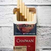 Чапман сигареты купить саратов интернет табачные изделия екатеринбург
