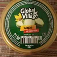 Икра кабачковая Global Village  фото