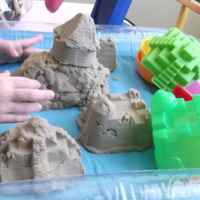 Fanssy Products Ltd Кинетический песок Motion Sand фото