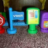 Vtech  Обучающая железная дорога фото