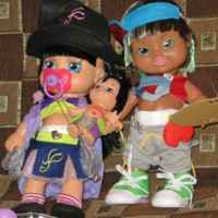 каждая кукла по 380 руб