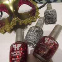 Лак для ногтей Novelty Cosmetics (Новелти Косметикс) mix beads&sticks фото