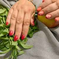 Гель-лак для ногтей Aliexpress LILYCUTE 5ml Color Changing Gel Polish 3-Layers Long Lasting Glitter Thermal Nails Gel Soak Off UV LED 5ml Gel Nail Art Varnish