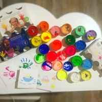 Очень крутые краски для детей и взрослых