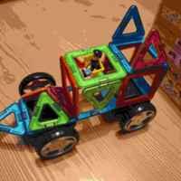 Магнитный конструктор  Magformers фото
