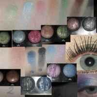 Тени для век Триумф Запечёные Star Galaxy Baked Eyeshadow фото