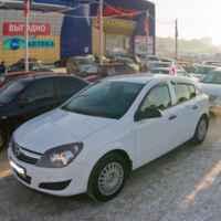 Opel Astra - 2008 фото