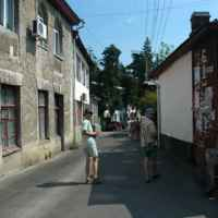 Улица в Алупке