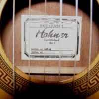 Классическая гитара Hohner HC 06 фото