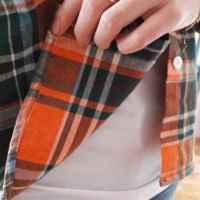 d6eb576a07e +4 фото. Универсальная и комфортная фланелевая рубашка ...