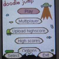 Doodle jump для Мобильных телефонов фото