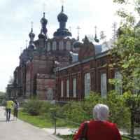 Свято-Амвросиевский монастырь, Шамордино, Калужская область фото