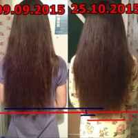 В  года нашла седой волос