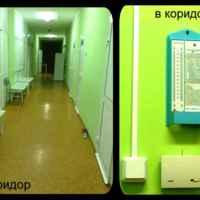 коридор узкий