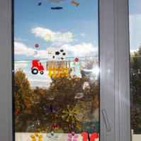 Аппликация декоративная ОСЭ арт. GE-344L фото