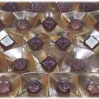 """Набор шоколадных конфет Глобус """"Ульяновск"""" фото"""