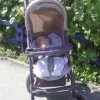 Прогулочная коляска BERTONI (Lorelli) Smarty фото