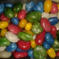 Драже Красный пищевик Морские камешки фото