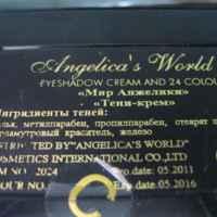 Тени для век Angelica's World Eye Shadow Cream and 24 colour фото