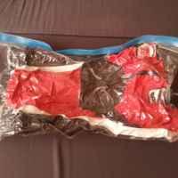 Вакуумный пакет Fix Price с крючком Home collection фото