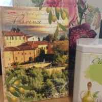 Банка для чая и кофе Fix Price Provence фото