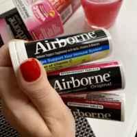 Средства д/лечения простуды и гриппа AirBorne Zesty Orange, Effervescent Tablets фото