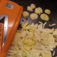 Картошка для жарки + недорезки