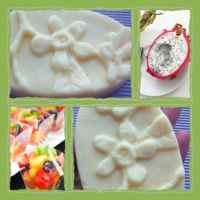 Массажная плитка  Lush Сочные фрукты фото